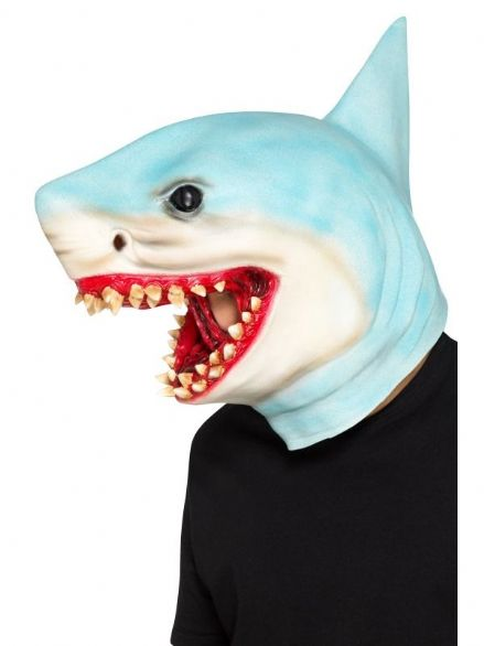 Shark Full Over Head Mask